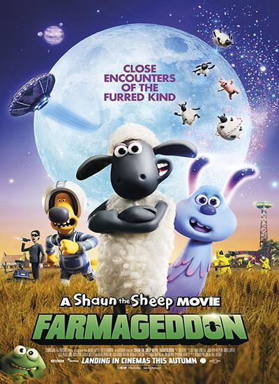 Shaun the Sheep Movie: Farmageddon 2019