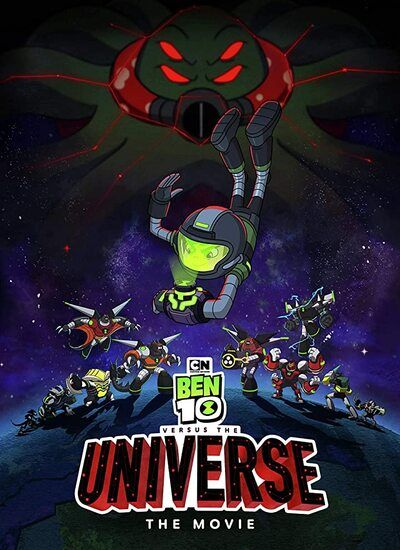 Ben 10 vs. the Universe: The Movie 2020