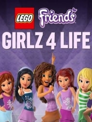 دانلود فیلم Lego Friends Girlz 4 Life 2016