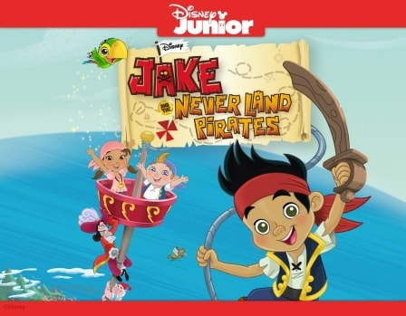 دانلود سریال Jake And The Never Land Pirates