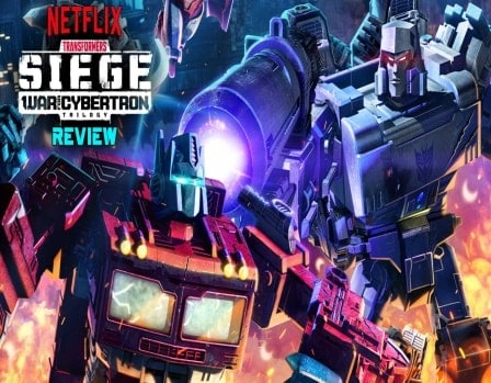 دانلود سریال Transformers War For Cybertron Trilogy