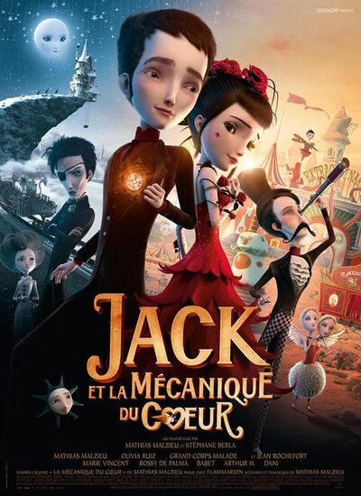 Jack and the Cuckoo Clock Heart 2013
