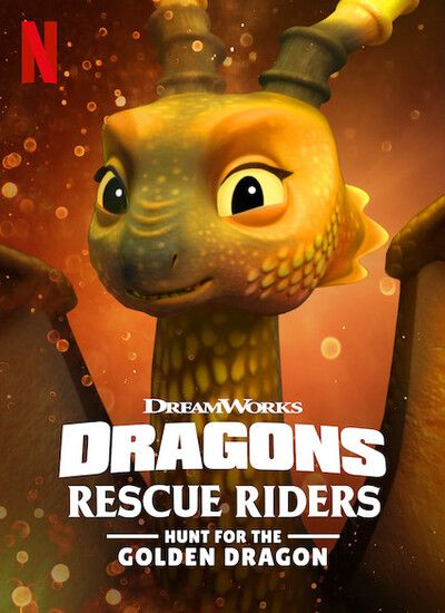 Miraculous World: Dragons: Rescue Riders: Hunt for the Golden Dragon 2020