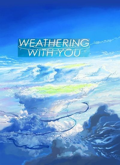 Weathering with You 2019