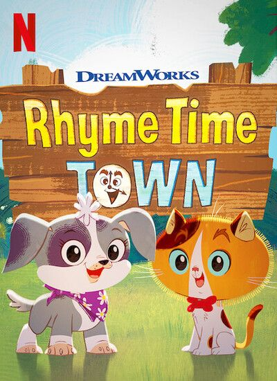 Rhyme Time Town 2020